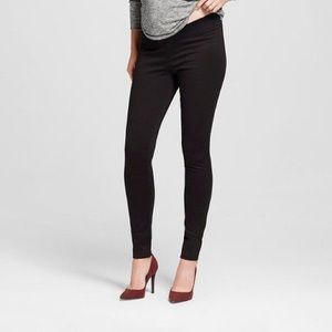 Liz Lange Maternity Underbelly Leggings Elastic XS